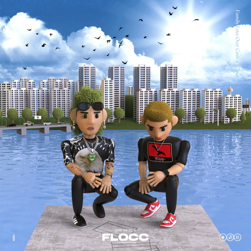 제네더질라(ZENE THE ZILLA) - [FLOCC (Deluxe)]
