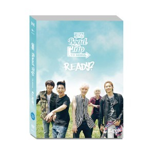 [DVD] 비원에이포 (B1A4) - 2014 B1A4 Road Trip to Seoul READY? LIVE DVD (2Disc+80p 화보집)