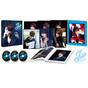 [DVD] 김재중 (KIM JAE JOONG) - 2015 KIM JAE JOONG J-PARTY IN YOKOHAMA DVD / 한정판 (3DISC+화보집+미니포스터 6장 온팩)