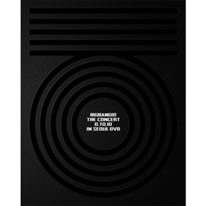 빅뱅(BIGBANG) - BIGBANG10 THE CONCERT 0.TO.10 IN SEOUL DVD (2DISK)