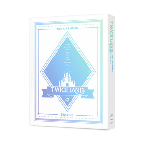 (Blu-ray) 트와이스(TWICE) - TWICE 1ST TOUR 'TWICELAND' THE OPENING [ENCORE] Blu-ray