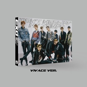 Vivace Ver./엑소(EXO) - 정규 5집 [DON'T MESS UP MY TEMPO]