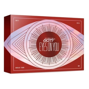 [Blu-ray] 갓세븐(GOT7) - 2018 WORLD TOUR 'EYES ON YOU' Blu-ray