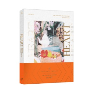 "[DVD] 신화 - 2018 SHINHWA 20th ANNIVERSARY CONCERT ""HEART"" DVD"