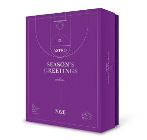 REFRESHING Ver./ASTRO(아스트로) 2020  SEASONS GREETINGS (시즌그리팅)