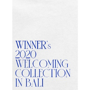 WINNER(위너) - 2020 WELCOMING COLLECTION [in BALI]