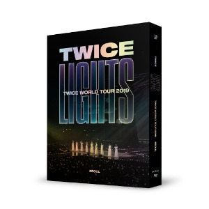 포스터+지관통ㅣ트와이스 TWICE WORLD TOUR 2019 TWICELIGHTS IN SEOUL DVD