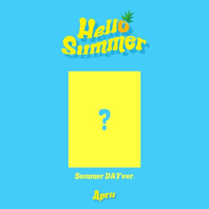 에이프릴 (APRIL) - Summer Special Album [Hello Summer] (Summer DAY ver)