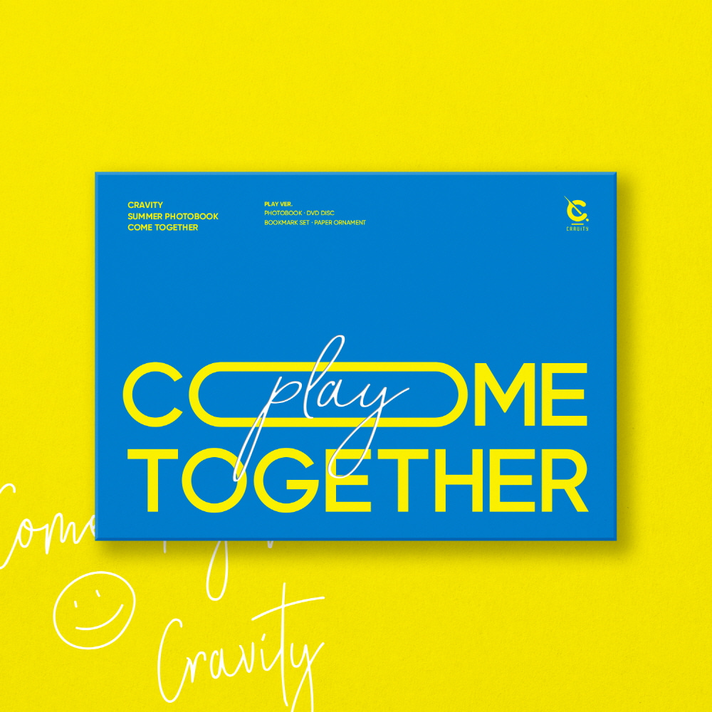 CRAVITY (크래비티) SUMMER PHOTOBOOK [COME TOGETHER] (PLAY VER.)