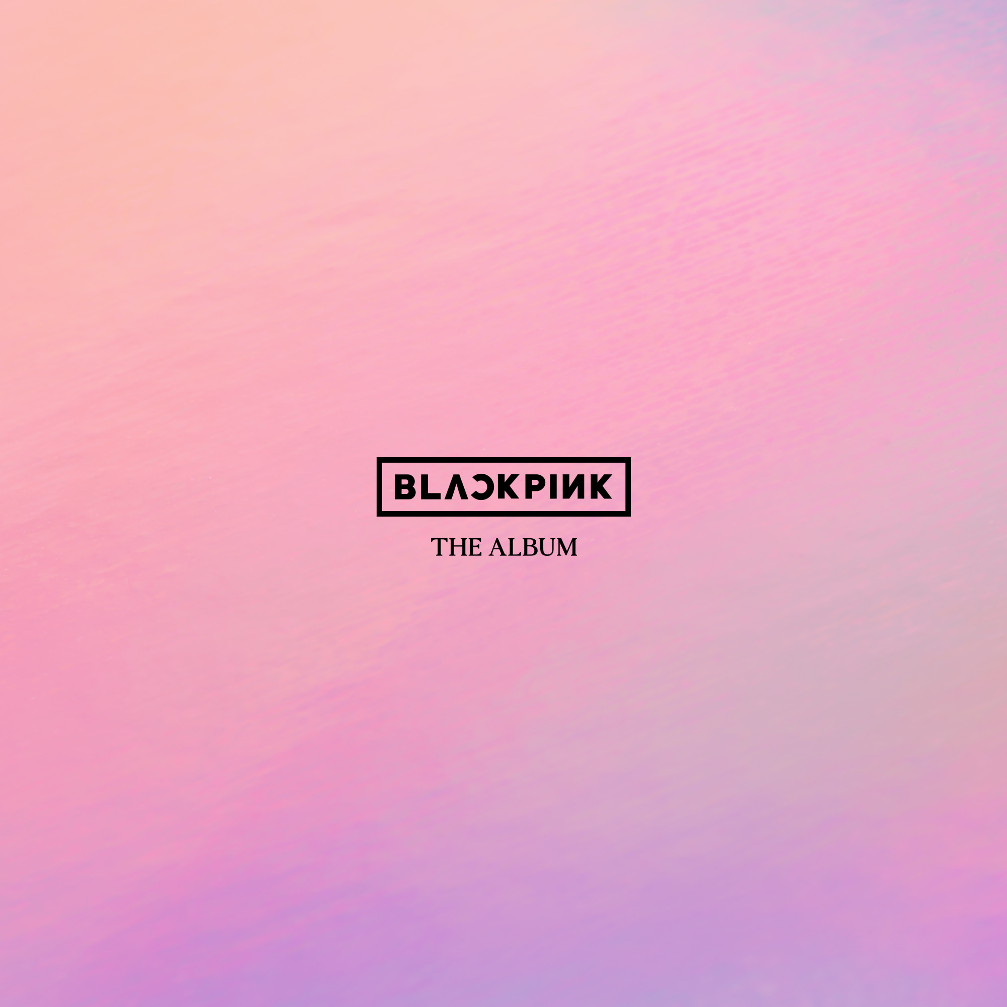 블랙핑크 (BLACKPINK) - 1st FULL ALBUM [THE ALBUM] [Ver.4]