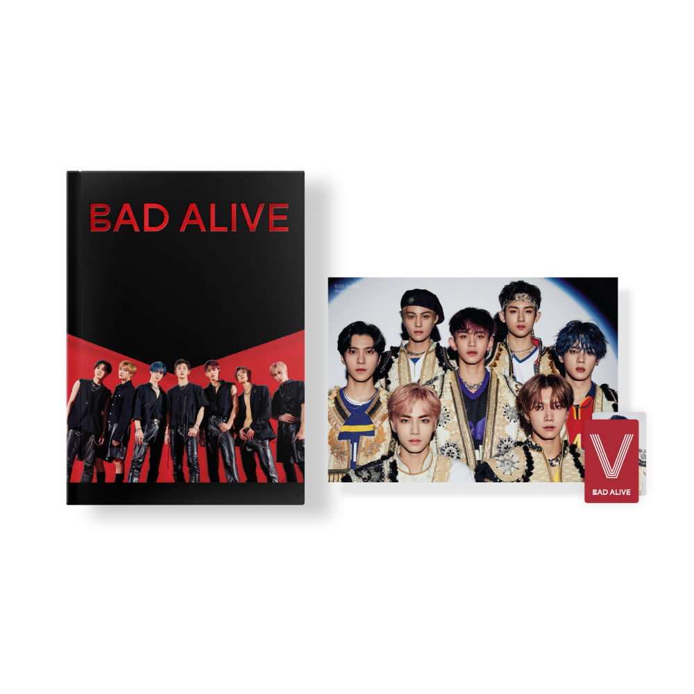WayV(웨이션브이) - PHOTO STORY BOOK [Bad Alive]