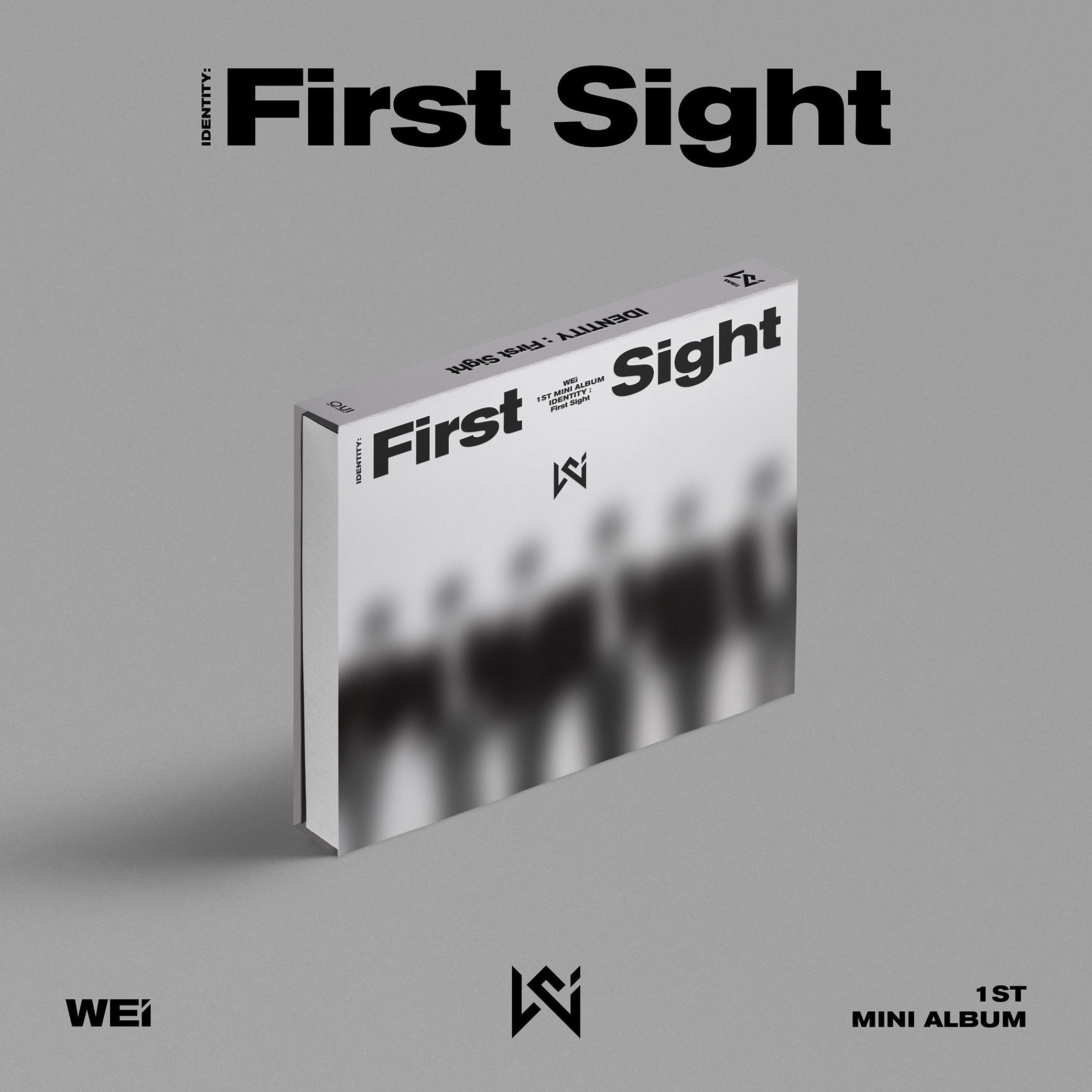 위아이(WEi) - 미니앨범 1집 [IDENTITY : First Sight] (i Ver.)